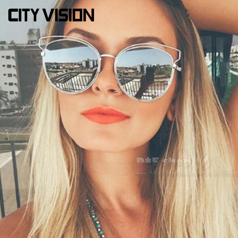 2016 New Classic Cat Eye Sunglasses Women Brand Designer Eyewear Woman sun Glasses for Women Sunglass Outdoor UV400 Shades New(China (Mainland))