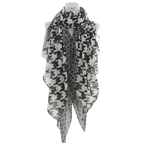 Женщины шея шарф вуаль пашмины шарф 170 * 80 см шаль весна лето украл мода женский аксессуар район ожерелье LQH025