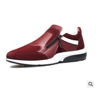 В 2015, Новый бесплатная доставка новых людей мода свободного покроя обувь, Цю дон ...
