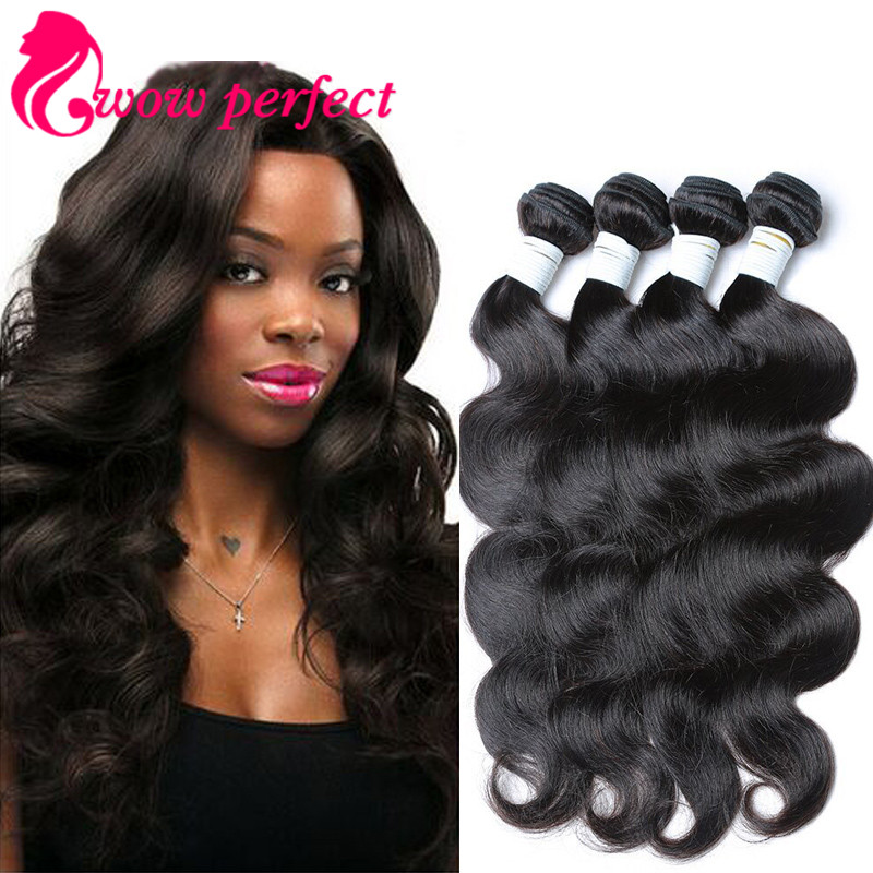 brazilian body wave 3 bundles rosa hair products brazillian virgin hair body wave brazilian hair weave bundles Human Hair Weave(China (Mainland))
