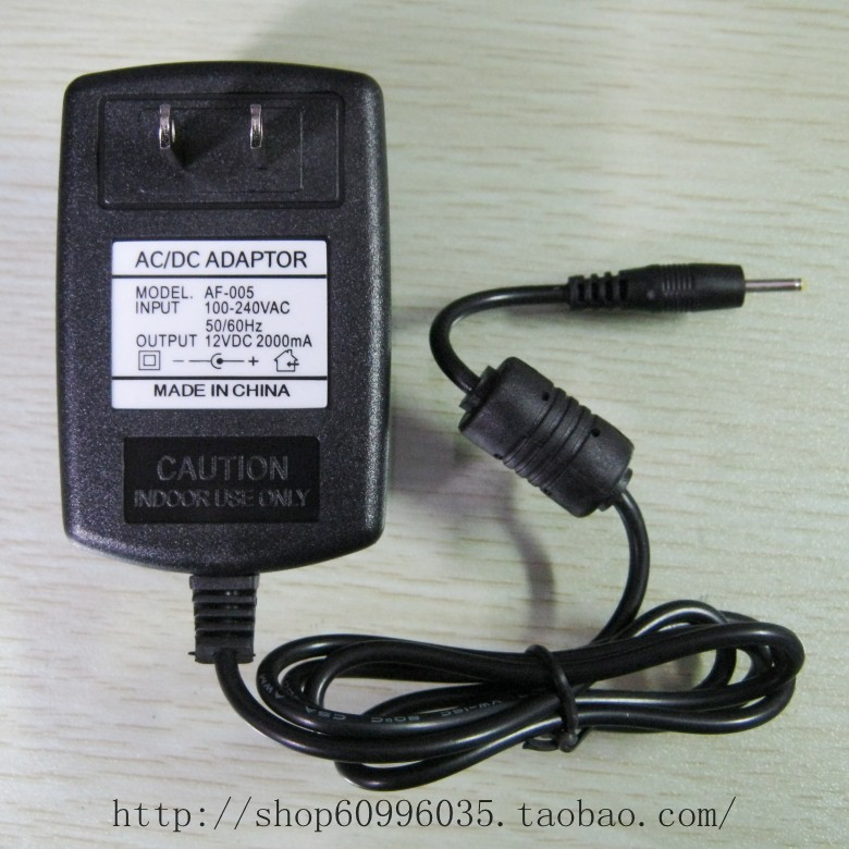 Chauvinist u9gt2 n90 e700 dc12v-2000ma tablet charger