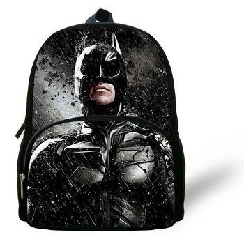16-дюймовый Mochila Infantil Menino герой бэтмен рюкзак детей школьные сумки мальчиков ...