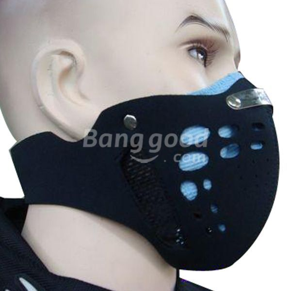 EastRay Two Layers Face Guard Mask Wind Cold Proof Outdoor Masks Motorcycle(China (Mainland))