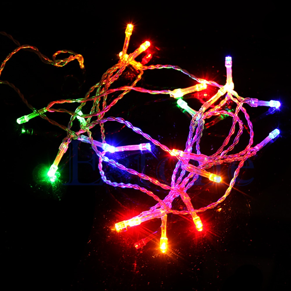 hot 30 LED AAA Battery Power Christmas Wedding Party String Fairy Light Lamp(China (Mainland))