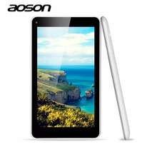 Cheap Aoson M751S 7 inch Android Tablet PC Quad Core Allwinner A33 512M 8G Dual Cameras Android 4.4 3G Tablet Free Shipping(China (Mainland))