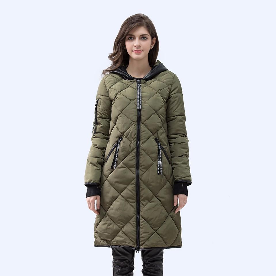 Скидки на пуховик зимний женский 2016 пальто женское парка куртки женские зимние Пуховик женский пуховики женские зимние с капюшоном PU парки женские XXXL WY14