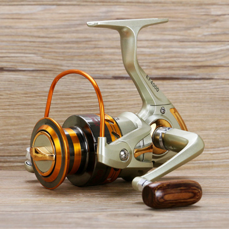2016 New Spinning Fishing Reel and 1BB Spools Carbon Fiber Leg & Spool Super Ligh Spinning Fishing Reel Spare Spoo(China (Mainland))