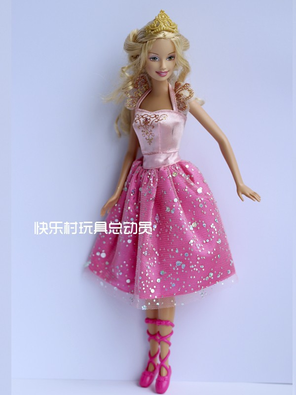 Free Transport,Christmas Reward,Lady Birthday Reward Toy Unique Doll dancing doll geninue doll equipment For Barbie Doll