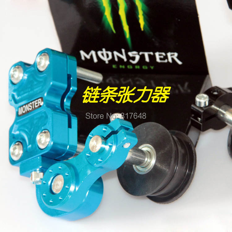 Motorcycle modification pieces motorcycle chain auto tensioner general adjuster - DIY AuTomotiVe store