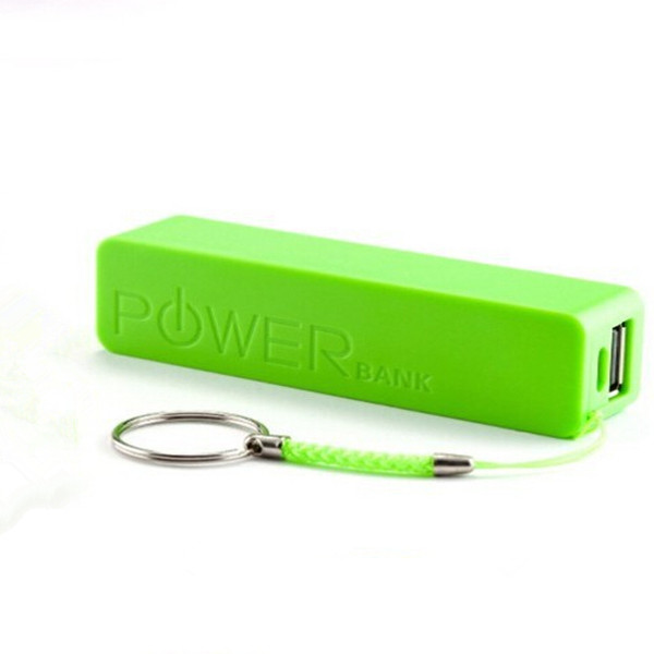 free shipping 2600mAh External Portable Power Bank Backup Battery USB Charger For font b Mobile b
