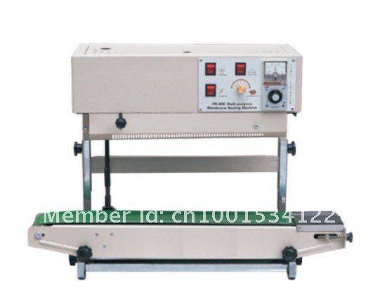 ,High quanlity FR-900V Vertical heat sealer,plastic bag sealing machine liquid paste package - Sino Packing Machine Co.,Ltd store