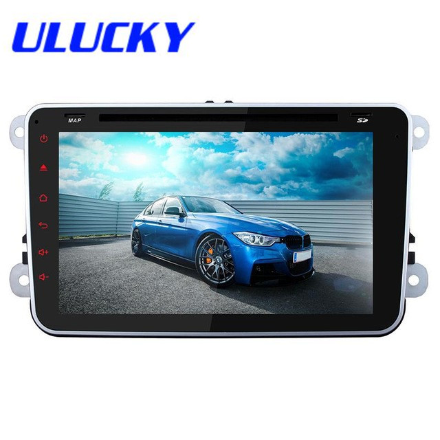 8 Inch 2 Din Android 4.4.4 Car DVD Player For VW GPS,Buletooth,WIFI Free Map Card Capacitive Touch Screen CANBUS Free Shipping<br><br>Aliexpress