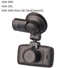 Car DVR Auto Camera Ambarella A7LA70 A7 Mini Video Recorder DVRs HD 1296P Dashcam Night Vision Camcorder GPS Tracker Speedcam(China (Mainland))