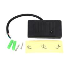 Impermeabile compatibile em di prossimità id card reader rfid em card reader per access control con interfaccia wiegand 26 125 khz 9-15 v(China (Mainland))