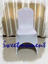 White Chair Covers for sale Bulk Price(China (Mainland))