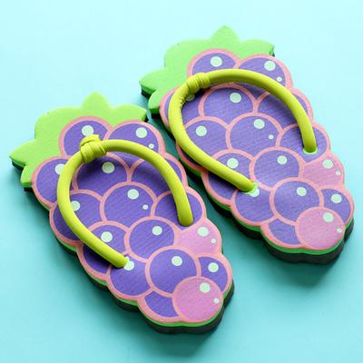 Women's Sandals 2016 Summer Beach Flip Flops For Women Creative Fruit Cartoon Shape Female Casual Slippers Women Shoes(China (Mainland))