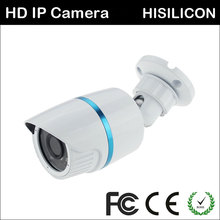 #LBN24S H264 HISILICON 1.0MP/ 1.3MP/2.0MP Infrared Array Onvif WDR Weatherproof / Waterproof IP66 Bullet IP CCTV Digital Camera(China (Mainland))