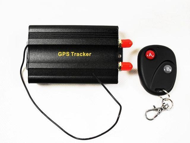 New Cheap Car GPS/GSM/GPRS Tracking Device Remote Control Auto Vehicle TK103B