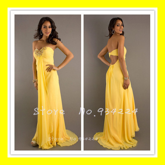 Fun Prom Dresses Dress Shoes Short On Sale Clearance Designers Sheath Floor-Length Court Train Built-In Bra B 2015 Free Shipping(China (Mainland))