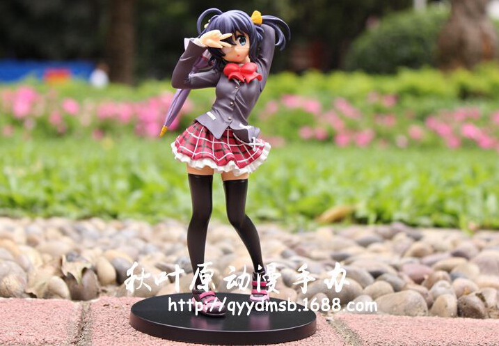 20cm Sexy Chu-2/Chuunibyou Action Figures PVC brinquedos Collection Figures toys for christmas gift<br><br>Aliexpress