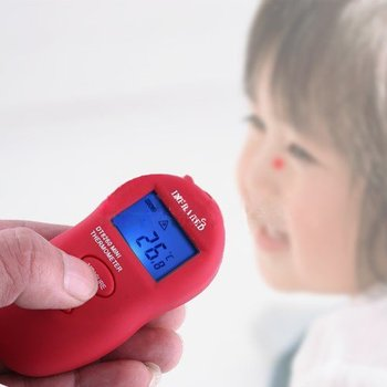 20ps/lot hot sell  Non-Contact IR Infrared LCD Digital Thermometer  free shipping
