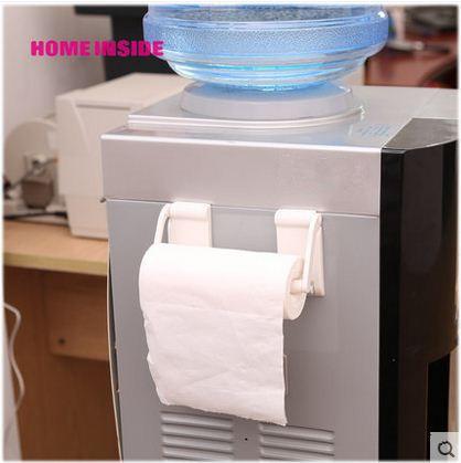 Magnetic paper towel holder oleopholic roll holder magnet table napkin holder(China (Mainland))