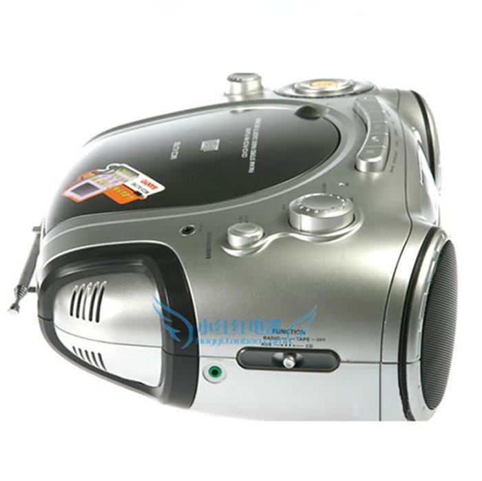 2015 The new Sanyo MCD XJ790 portable CD player cd early childhood prenatal machine tape recorders