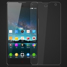0.3mm Super Thin Tempered Glass Film ZTE Z7 MAX 0.2mm Border High Transparent Screen Protector Clean Tools - Shenzhen Heronsky Technology Co., LTD store