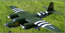46c Nitro Plane B26 Green Kit(Hong Kong)