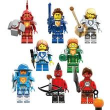 SY Nexo Knights Marvel Building Blocks Kits Brick Model Toys Minifigures Compatible Legoe Nexus - Cy Super store
