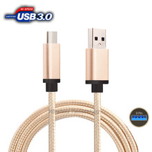 56K Resitor USB C 3.1 Type C Male to Standard USB 3.0 Type A Male Charging Cable Data Cable  For Nexus 5X Nexus 6p Lumia950 XL(China (Mainland))