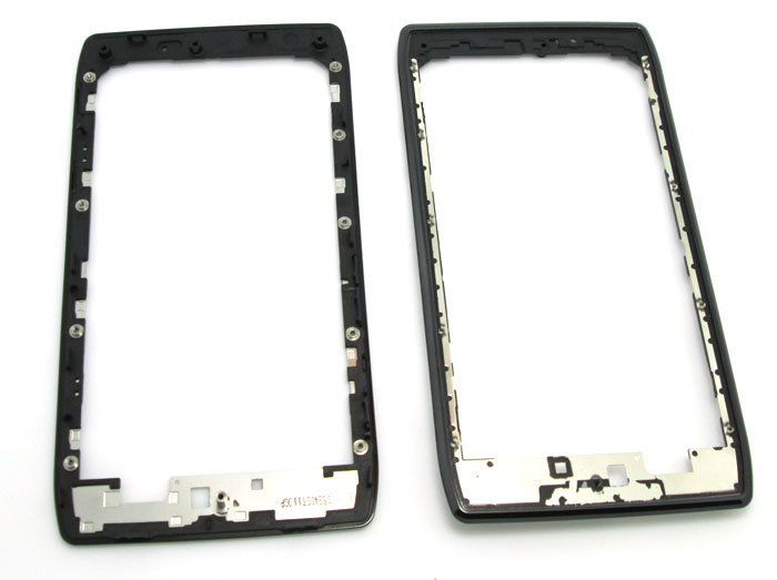 New front panel housing cover faceplate for Motorola Droid RAZR XT910 XT912+Tracking number(China (Mainland))