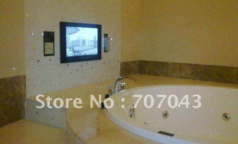 Livraison gratuite tanche tv salle de bains tv miroir for Tv miroir salle de bain