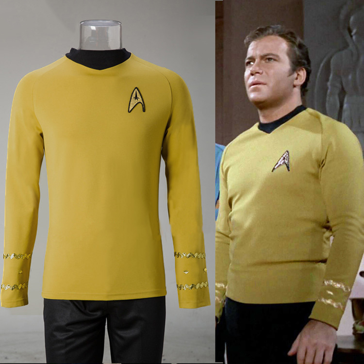 star trek original uniform costume bmfrmy