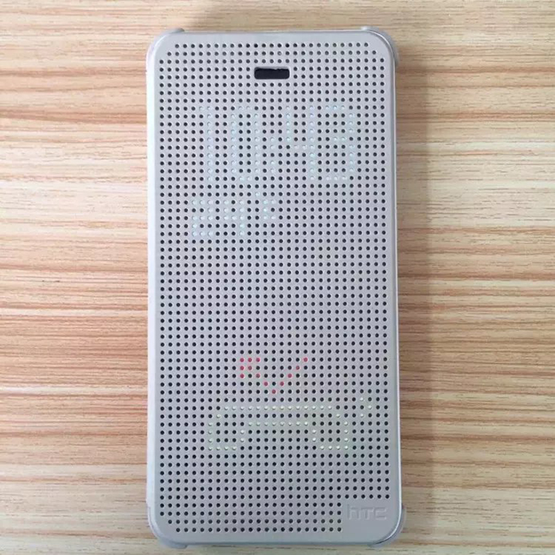 Dot View smart view case flip back cover for HTC 626