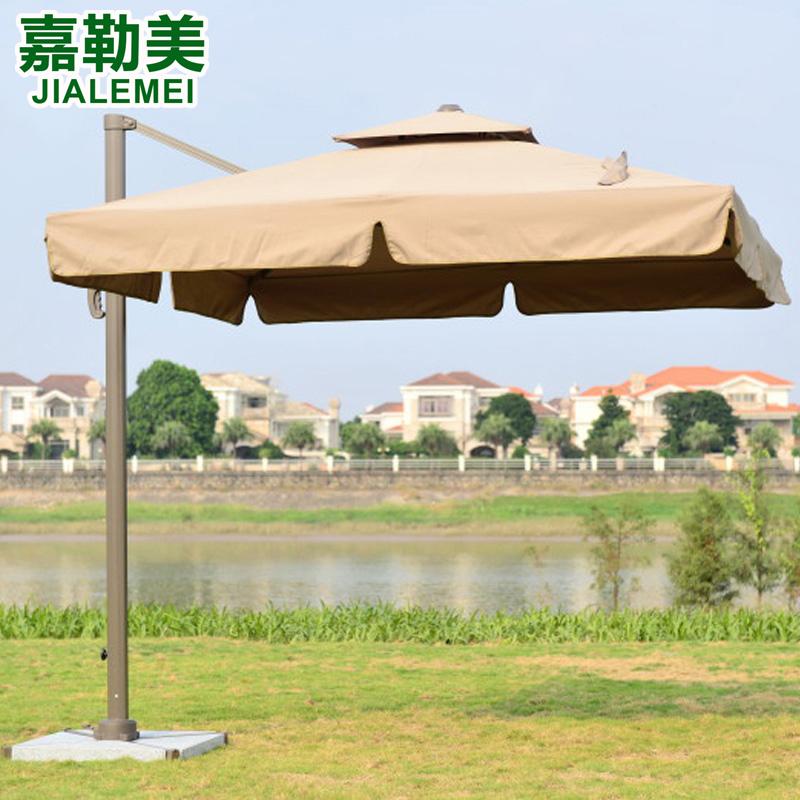 Outdoor leisure furniture balcony booth umbrella umbrellas double garden Rome<br><br>Aliexpress