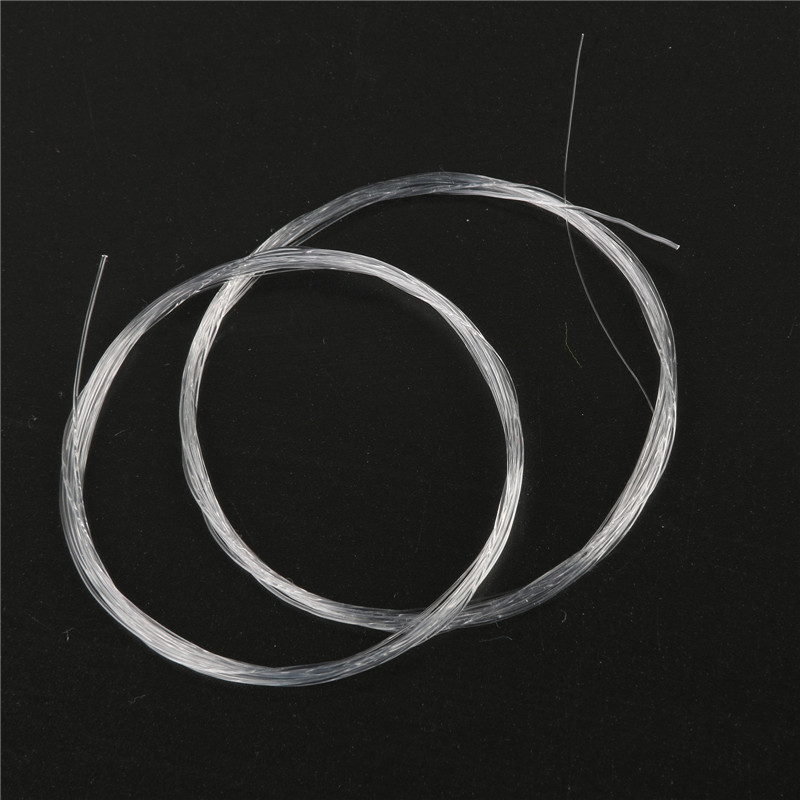 10 Pieces Top Quality Tapered Fly Fishing Line 9FT 1X 3X 4X 5X 6X 7X Tapered