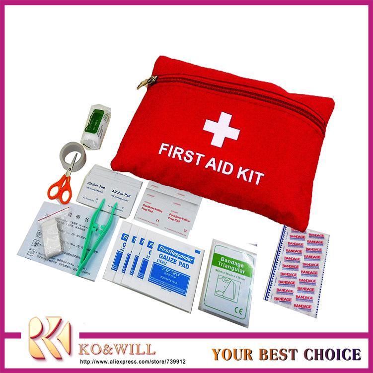 Набор для путешествий First Aid Kit
