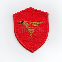 100%Embroidery GUNDAM TITANS Military Tactical Morale Embroidery Patch Badges B2441