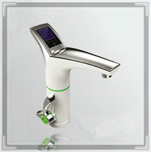 electric kitchen mixer water heater kitchen faucets kitchen tap sink mixer kitchen sink faucet with led display bathroom faucets<br><br>Aliexpress
