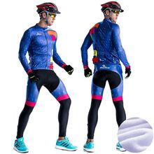 Buy 2017 Pro Team Cycling Jersey Winter Long Bike Bicycle Thermal Fleece Ropa Roupa Ciclismo Invierno Hombre Mtb Cycling Clothing for $55.39 in AliExpress store