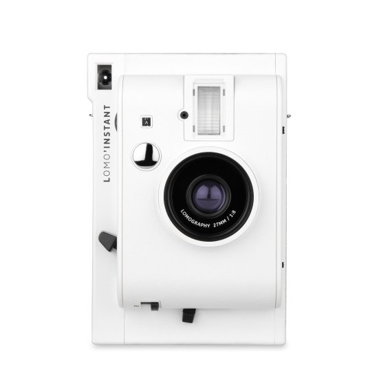 2015 new design patent instant camera white color best out shape best design use Fujifilm photo paper using Instax Mini Film(China (Mainland))
