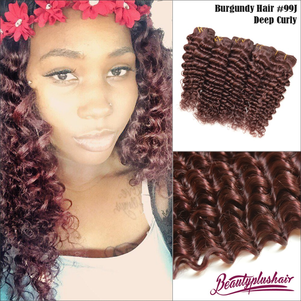 Curly Remy Hair Weft 94