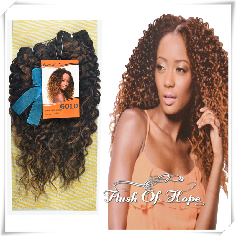 Noble Gold Synthetic Hair Extensions Prices Of Remy Hair