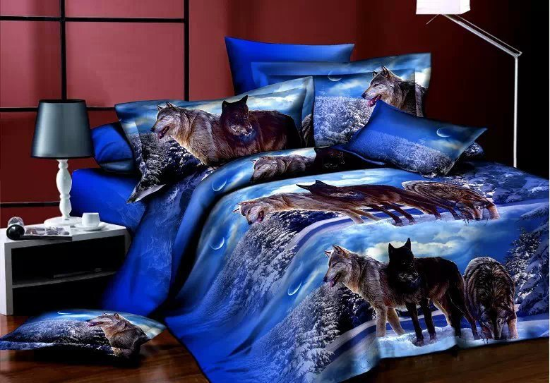 Aliexpress Com Buy Personality Bedding Set 4pcs Queen