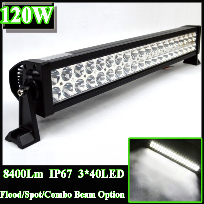 Zero Profit 22 inch 120w Led Work Light Bar Led Truck Light Bar Combo Beam Off Road Led Light Bars 120w Led Light Bar Truck SUV(China (Mainland))