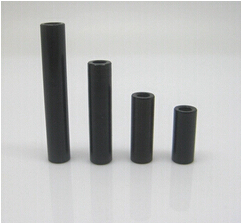 Length 26mm Diameter 5mm Aluminium Round Standoffs Black Female Spacer / Nuts Threads M3 Pitch 0.5 mm Metric Fastener<br><br>Aliexpress