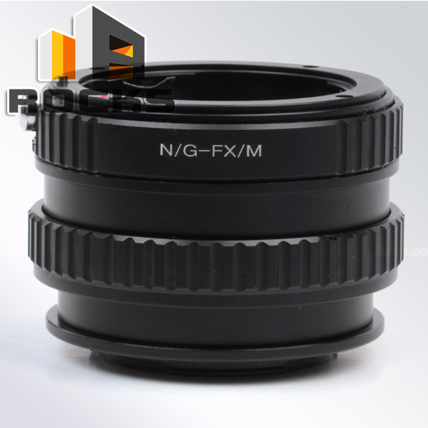 Pixco Adjustable Focusing Macro To Infinity Lens Mount Adapter Suit For Nikon F Mount G Lens to Fuji Fujifilm X Mount Camera<br><br>Aliexpress