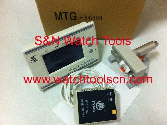 TYMC timegrapher MTG-1000,watch tester
