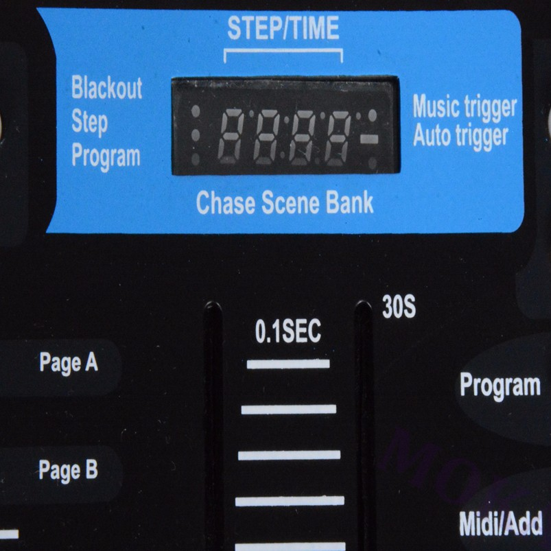 DMX controller 192 Good Quality DMX Console Stage Light DMX 192 Controller